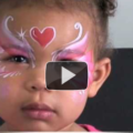 Face Painting for Beautiful Fairies – Video Guides
