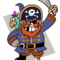 What is the difference between a pirate and a buccaneer
